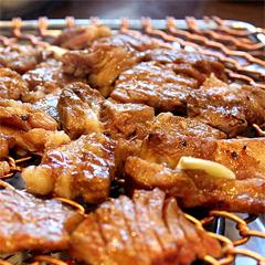 骨付き豚カルビ(醤油味)のイメージ