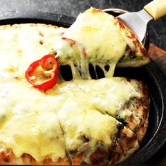 チーズ海鮮チヂミのイメージ