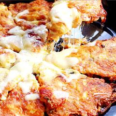 チーズキムチチヂミのイメージ