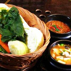 サンパ定食のイメージ