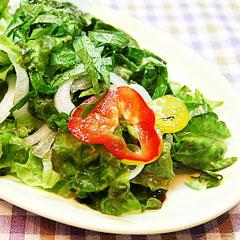 サンチュサラダのイメージ