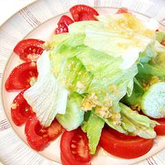 トマトサラダのイメージ