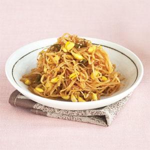 豆もやし煮ナムル
