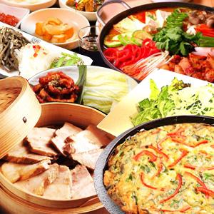 韓食セットのイメージ